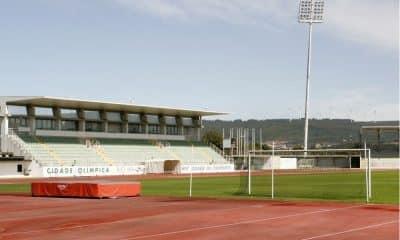 CT Rio Maior Portugal COB Missão Europa Atletas Tóquio atletismo