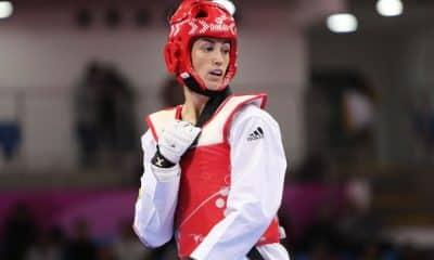 Talisca Reis Taekwondo