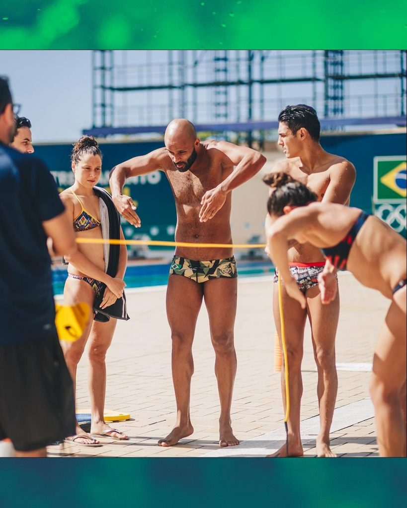 Melhor resultado da natação da Rio-2016 e medalhista de bronze no Mundial 2019, João Gomes Jr. acredita que o legado deixado importa mais que uma medalha