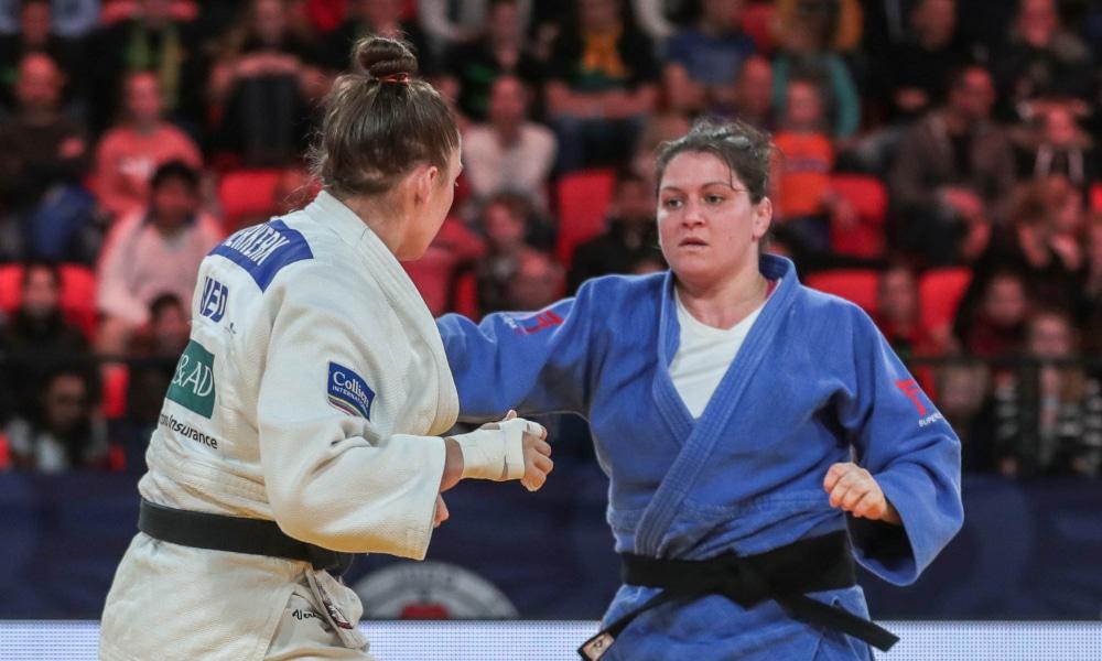 Ilona Lucassen Judoca Seleção Holandesa Judô Morte