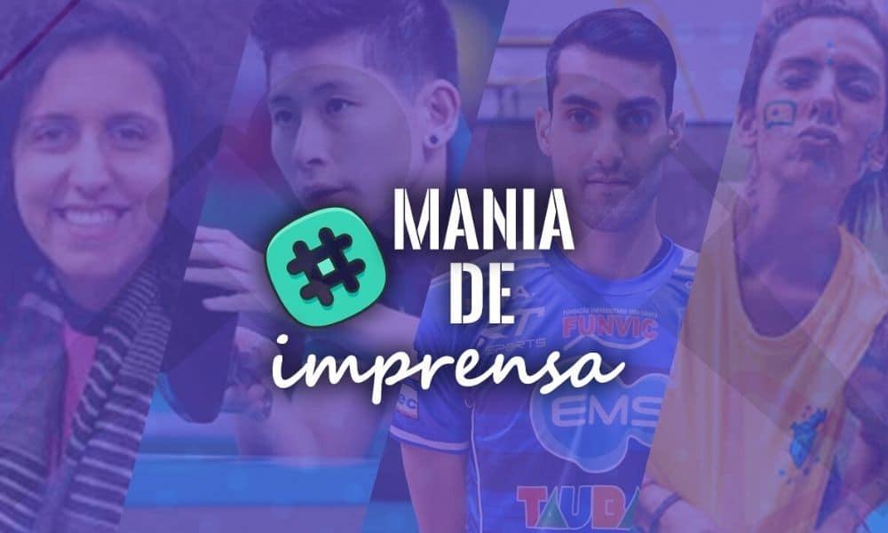 Tag Mania de Imprensa com Carol Kumahara, Jojoca, Douglas Souza e Giovana Pinheiro