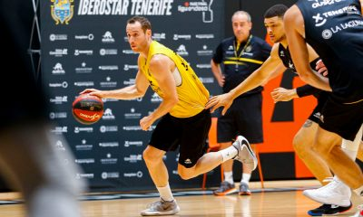 Marcelinho Huertas Liga ACB Basquete Vitor Benite Augusto Lima