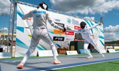 Pentatlo Moderno Mundial Júnior 2020 2022
