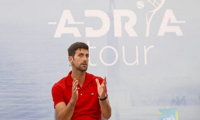 Novak Djokovic Adria Tour