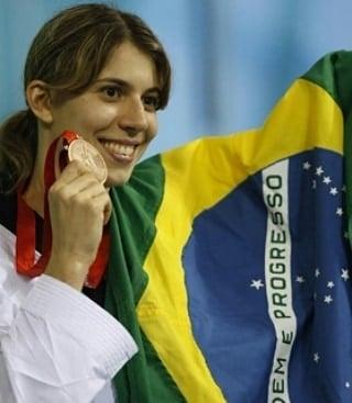 Com inícios no taekwondo totalmente distintos, Natália Falavigna e Milena Titoneli podem ter um desfecho igual nos Jogos Olímpicos de Tóquio