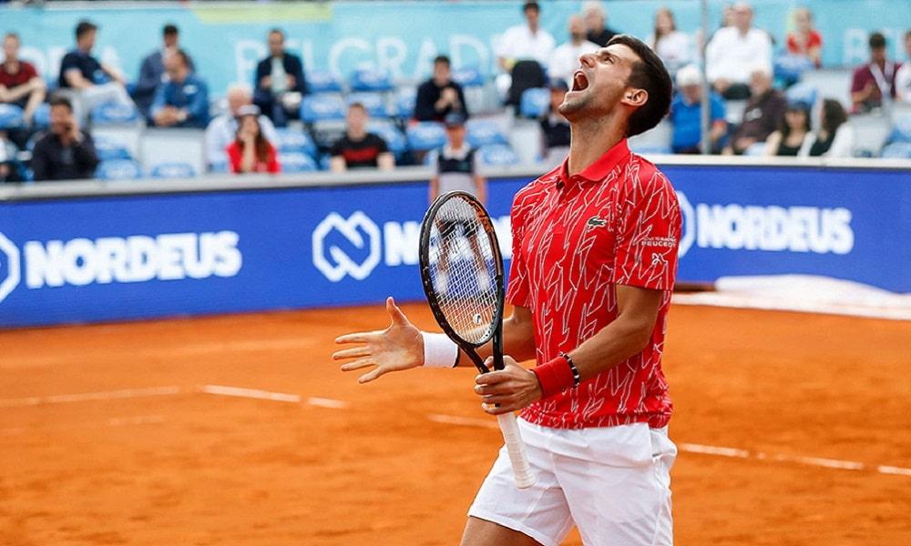 Novak Djokovic Adria Tour