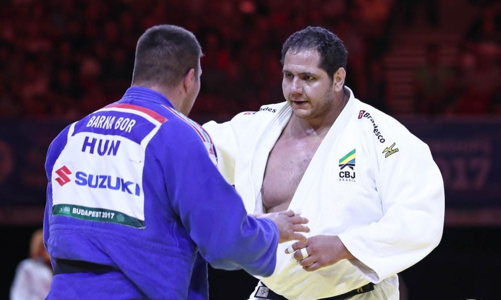 Taça Kiyoshi KobayashiIJF Rafael Silva Baby Judô Judoca Portugal Tóquio
