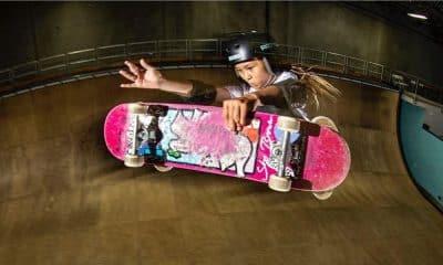 Sky Brown - Skate - Acidente - Tóquio