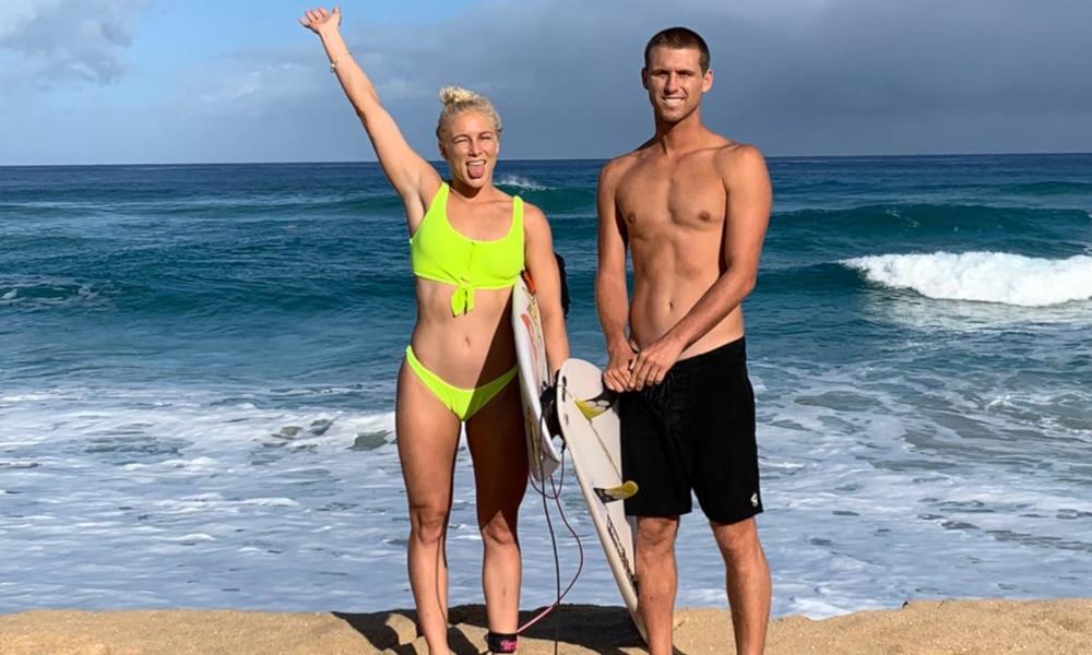 Tatiana Weston-Webb Surfistas