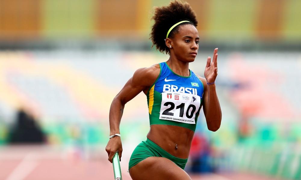 Tiffani Marinho Atleta Tóquio Olímpico 400 m CBAt
