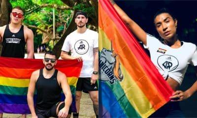 Unicorns Brazil - Daniela Lopes - Pedro Gariani - Diversidade no esporte - LGBTQIA+