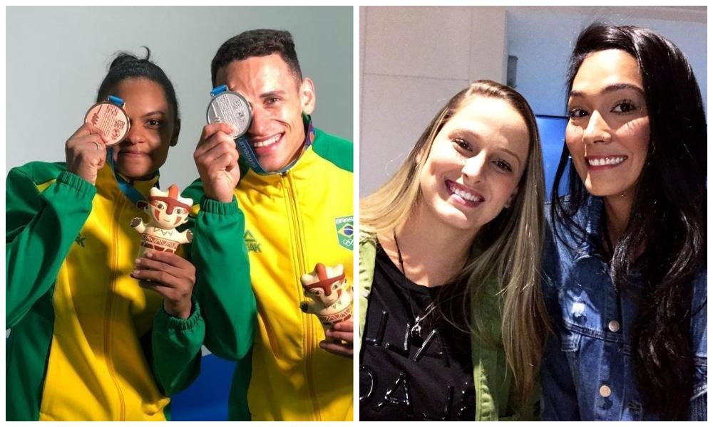 Ícaro Miguel - Raiany - Naiane Rios e Ana Luiza - Casamento