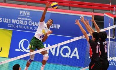 Victor Birigui Atleta Vôlei Brasil