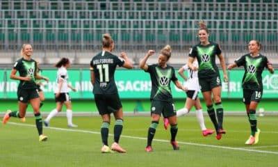 Wolfsburg Bundesliga Feminina Frankfurt