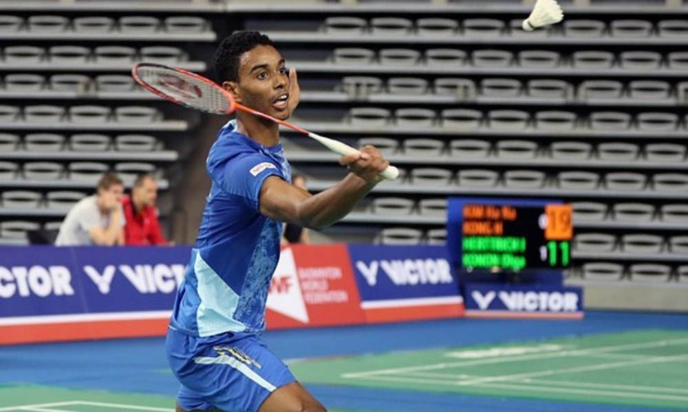 Ygor Coelho entra em quadra no Final 4 da Liga Dinamarquesa badminton ranking tóquio-2020