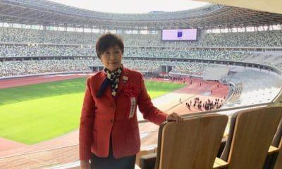 Jogos de Tóquio Yuriko Koike