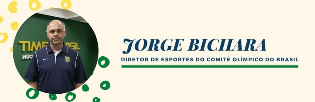 jorge bichara escreveu sobre o planejamento para tóquio e os protocolos para a retomada
