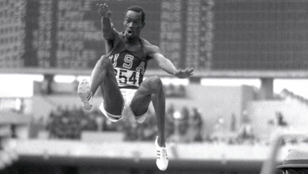 Bob Beamon é dono do recorde olímpico mais antigo da história
