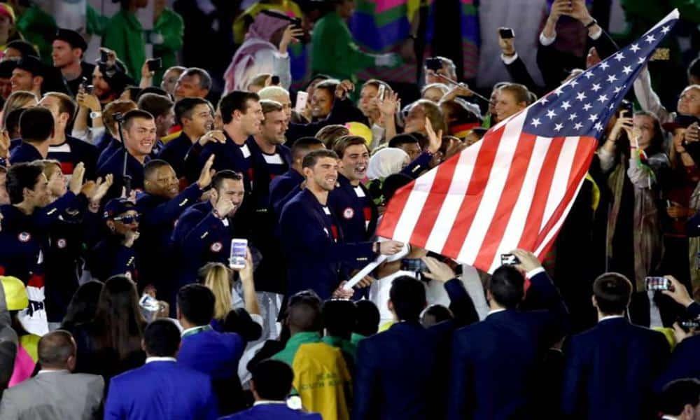 Comitê Olímpico EUA - Olimpíada - Protestos - COI