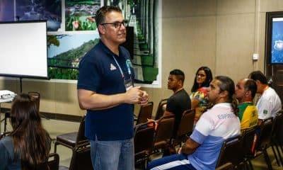 Antidoping Seminário Antidopagem Brasileiro