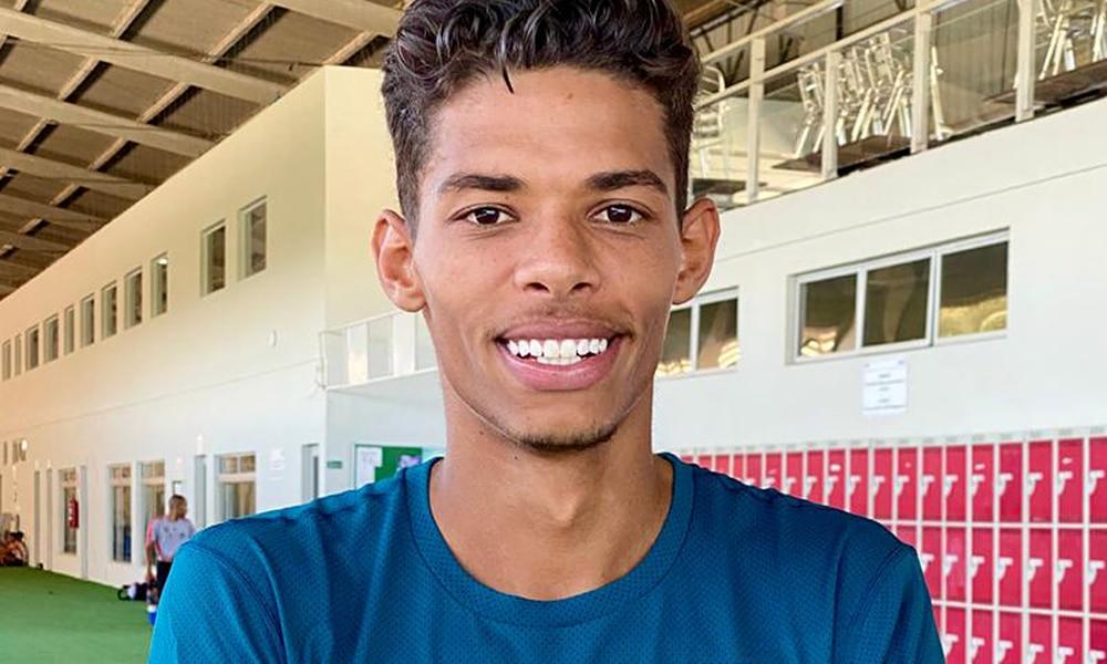 Eduardo Ribeiro atletismo