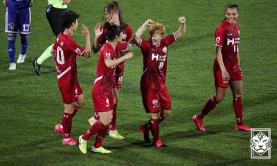 Campeonato Sul-Coreano de futebol feminino Neném, Red Angels