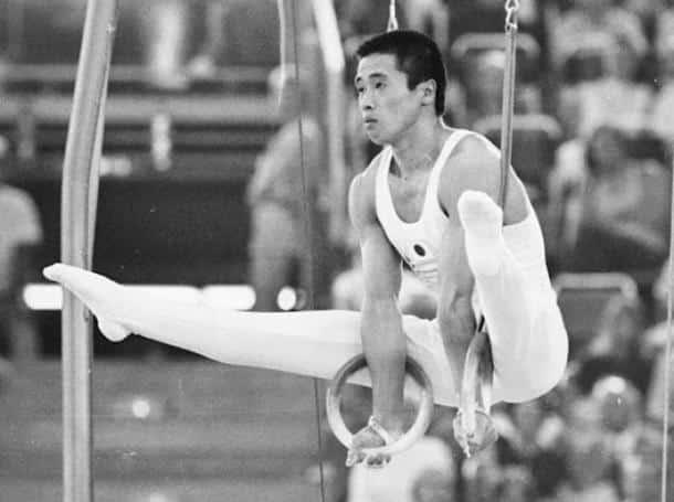 lista dos maiores medalhistas da história dos jogos olímpicos - sawao kato