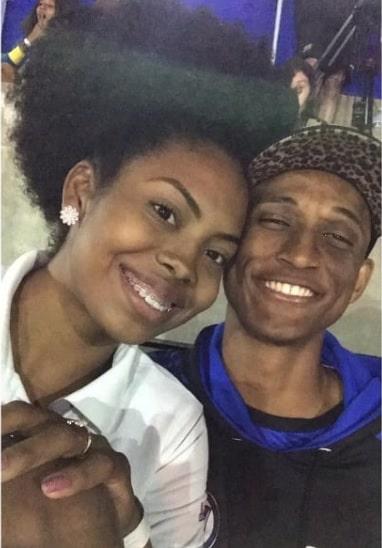 Dia dos Namorados Atletas Neris e Alison, o casal do atletismo