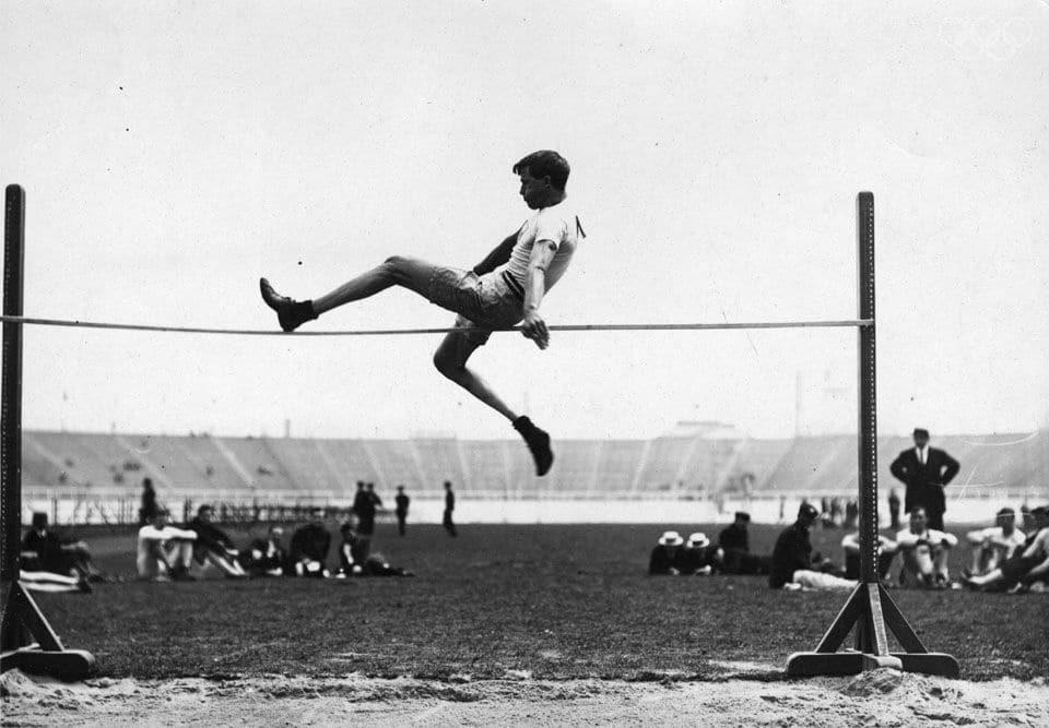 lista dos maiores medalhistas da história dos jogos olímpicos - ray ewry