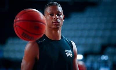 Scott Machado NBL NBA Cairns Taipans basquete masculino