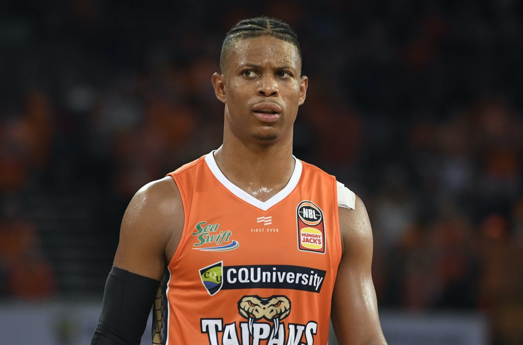 Scott Machado NBL NBA Cairns Taipans basquete masculino