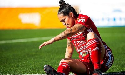 Pitea- Fernandinha - Campeonato Sueco