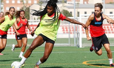 Ludmila Atlético de Madrid