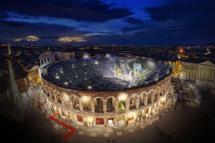 Supercopa da Itália Arena de Verona