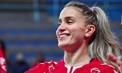 Ellen Braga acerta com clube do vôlei turco