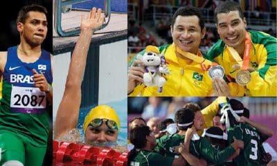 CPB Comitê Paralímpico Brasileiro atletas paralímpicos batalha das reprises