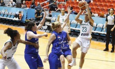 Alana Gonçalo Armadora Brasileira Basquete