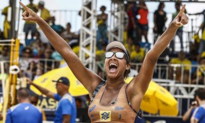 Ana Patrícia Vôlei de Praia Medalha Tóquio Final Brasileira