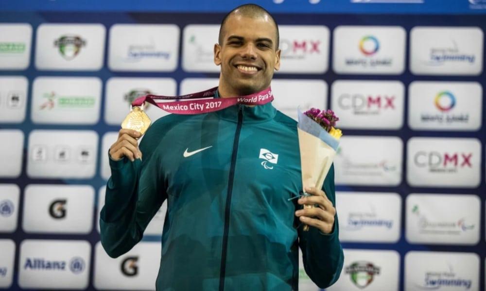 André Brasil Atleta Paralímpico