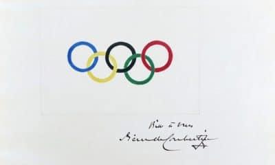 Anéis olímpicos Cobertin