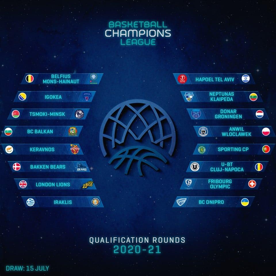 Liga dos Campeões de Basquete brasileiro