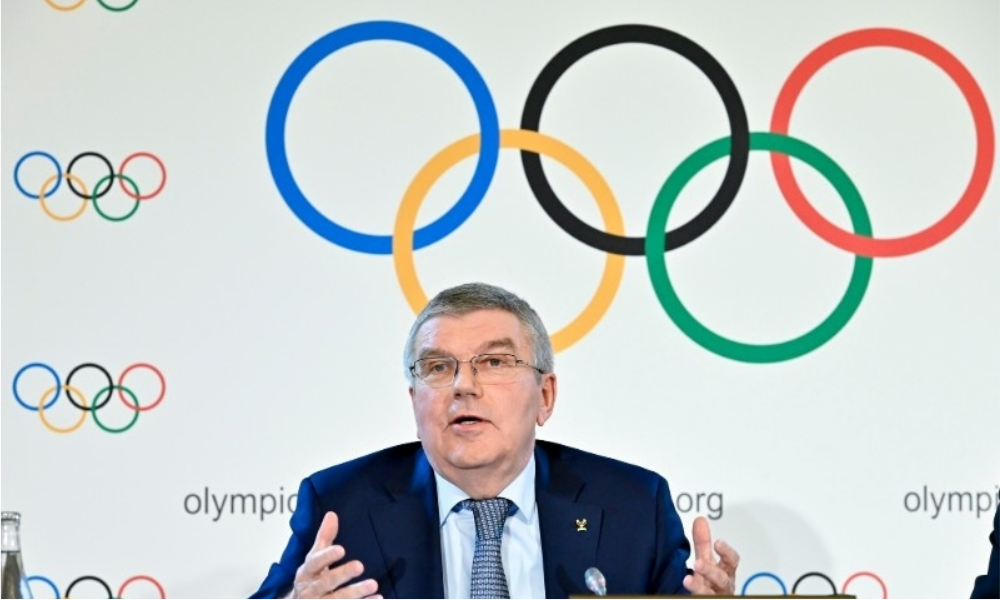 Yoshiro Mori, Presidente do Comitê Organizador dos Jogos Olímpicos e Paralímpicos, garantiu a realização dos dos Jogos Olímpicos e Paralímpicos de Tóquio