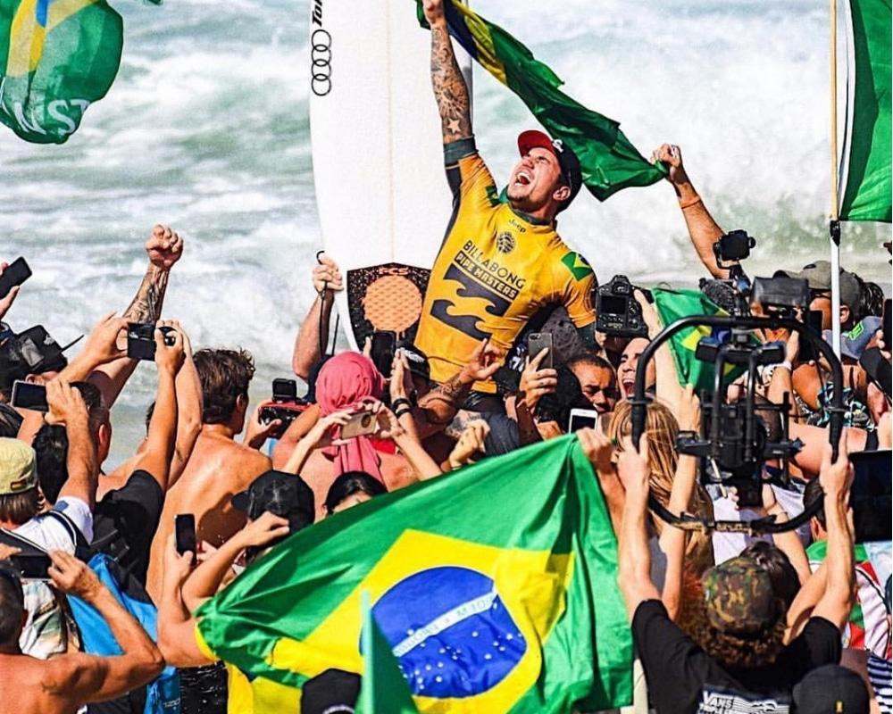 Surfe - Ítalo Ferreira - Gabriel Medina