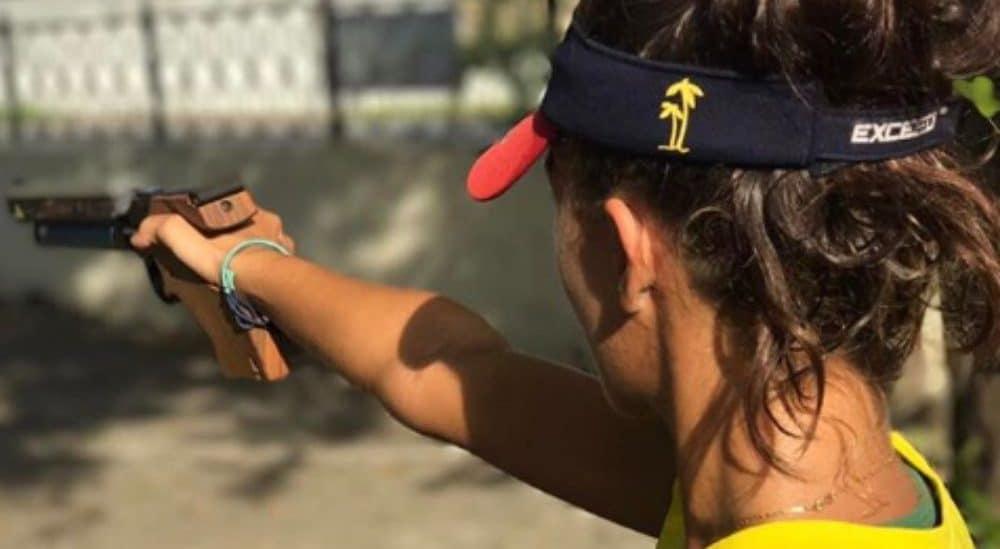 O campeonto Sul-Americano de tiro a laser e salto em casa está com inscrições abertas até o dia 14. Competição virtual acontecerá de 16 a 19 de julho.