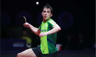 Hugo Calderano - Tênis de mesa - Ranking tênis de mesa - Top 10