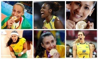mulheres brasileiras bicampeãs olímpicas - mulheres brasileiras mais vencedoras em olímpicas