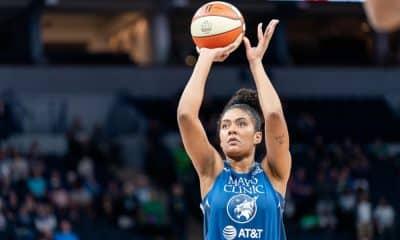Damiris Dantas WNBA Minnesota Lynx Basquete
