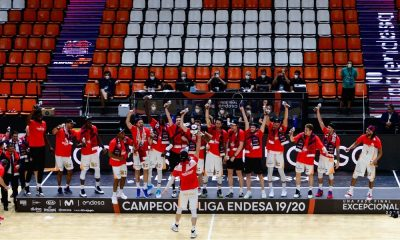 Baskonia campeão Liga ACB