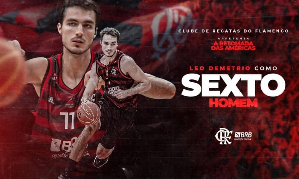Leo Demetrio Flamengo