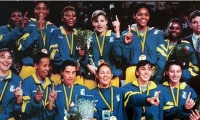 Seleção Brasileira de basquete feminino 1994